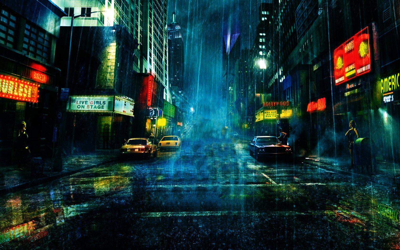 rain-city-wallpaper-for-iphone-For-Desktop-Wallpaper